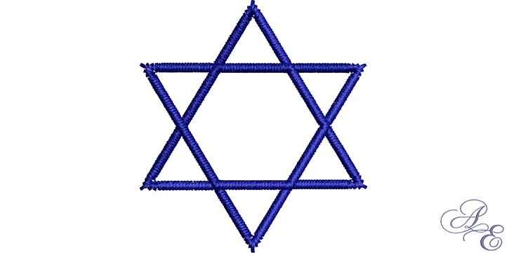 Star Of David Archives Art Of Embroidery